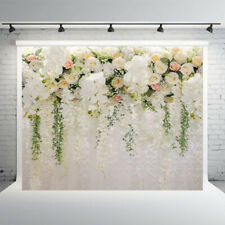2.1x1.5 M Wand Blume Fotografie Hochzeit Hintergrund Studio Foto Requisiten Deko