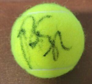 Pete Sampras Signed Autographed Wilson Tennis Ball - QTY