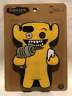 Fuggler Funny Ugly Monster Phone Case for iPhone 6,7,8 - Grumpy Grumps - Yellow