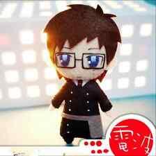 Japanese Cosplay Ao No Exorcist Okumura Rin DIY toy Doll keychain material