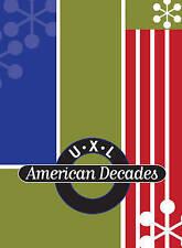 NEW Uxl American Decades 1930-1939 by Sara Pendergast