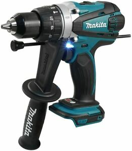 Makita DHP458Z 18V Li-Ion LXT Combi Drill Batteries and Charger Not Included