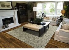 "Berber Area Rug 7'6"" x 9'6"" Sturdy Durable Living Room Home Decor Beige"