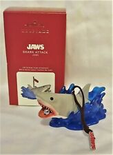 Hallmark 2020 JAWS Shark Attack Ornament
