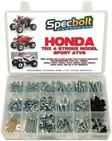 86 Fourtrax Full Restoration Bolt kit Honda TRX250R Front Suspension Motor Body