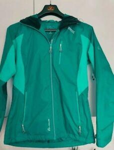 Ladies Lightweight Walking Jacket Size 10 By Regatta Isotex 15000