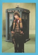 DOCTOR WHO -  SLOW DAZZLE WORLDWIDE POSTCARD  -  DOCTOR  WHO  CARD  NO. 2