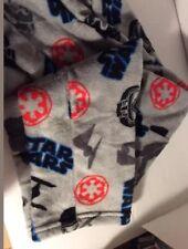 Disney STAR WARS Heavy Fleece Sleep Pajama Pant SMALL   MEN'S NEW