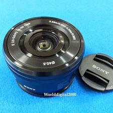 SONY E-Mount SELP1650 16-50mm  Power Zoom Lens Color:Black For Nex Series-Bulk-