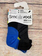 1 pair Men's SmartWool Merino Wool PhD Run Ultralight Low Cut Socks Medium M