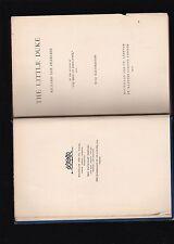 The Little Duke by Charlotte M Yonge, 1911 Macmillan