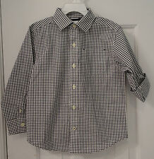 New Gymboree All Star Football Collared Shirt Boy's Size 4