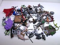 Spawn McFarlane Toys Action Figure Parts Accessories Lots of 10 [PICK / CHOICE]