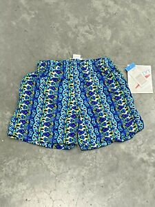 Vintage SPEEDO Boys Surfer Shorts 80s 90s Tribal Abstract Shorts Toddlers Sz 3
