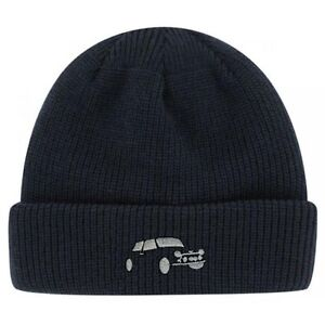 Mini Cooper Embroidered Thinsulate Beanie Hat  Classic Car Free P&P
