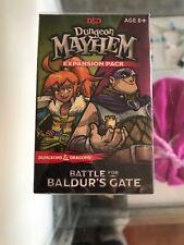 Dungeons & Dragons: Dungeon Mayhem Expansion Pack - Battle for Baldur's Gate NEW