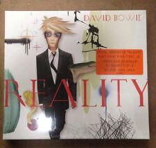 DAVID BOWIE - REALITY - 2 CD  EU DIGIPACK LIMITED EDITION - SEALED MINT !!!