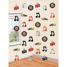 Unbranded Music Party Hanging Decorations