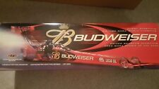 NHRA BUDWEISER TOP FUEL DRAGSTER 1/16 scale replica