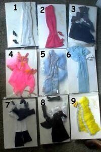 "1976 FARRAH FAWCETT JACLYN SMITH 12"" mego doll -- DRESS SHOES SHIRT HAT BOOTS"