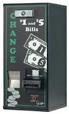 American Changer Ac500 1000 Quarter Change Machine Bill Changer Single Hopper