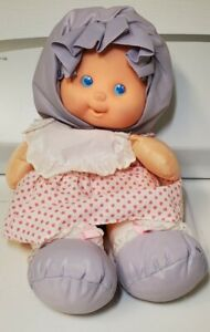 Vintage Puffalump Kids Baby Doll