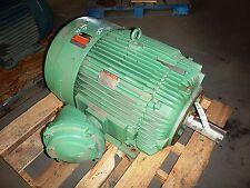 100 HP Reliance Electric Motor, 1800 RPM, 404TC 405TC Fr., TEFC-EXP, 460 V, New