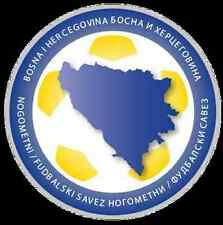 NEW BOSNIA AND HERZEGOVINA SOOCER LOGO CAR DECAL/STICKER 3""