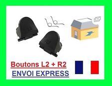KIT BOUTON L2 R2 + RESSORT POUR MANETTE PS4 PLAYSTATION 4 GACHETTES