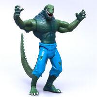 2003 Mattel DC Batman Deluxe KILLER CROC Action Figure | Nice | Free Shipping !