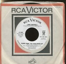 "LANA CANTRELL - THEME FROM THE SAND PEBBLES & CONFESSION - 7"" 45 RECORD"