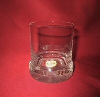 Rosenthal Glas - Becher, Whiskyglas H. 7 cm., Inhalt: 120 ml - neuwetig
