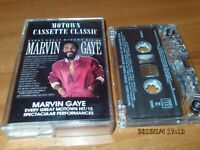 Every Great Motown Hit of Marvin Gaye by Marvin Gaye (Cassette, 1990, Motown)