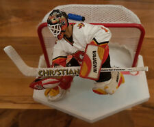 McFarlane NHL série 3 roman Turkwia Calgary Flames Hockey Sur Glace Goalie personnage
