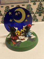 Starry-Eyed Sweethearts Weihnachten Disney Hallmark Andenken Mickey Deko Feder
