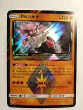 ★POKEMON SUN AND MOON - FORBIDDEN LIGHT - DIANCIE - PRISM STAR - NEW - 74/131★