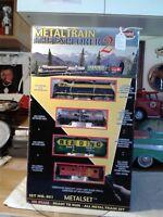 Model Power Ho Metal Train Explorer Set New In The Box