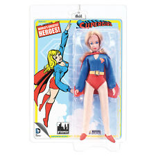DC Comics Superman Mego Style Action Figures Series 1: Supergirl by FTC