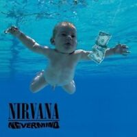 "NIRVANA ""NEVERMIND (REMASTERED)"" CD NEW"