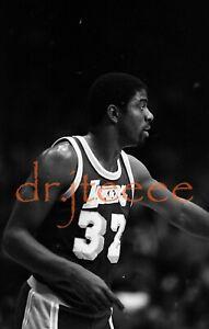 Magic Johnson LOS ANGELES LAKERS - 35mm Basketball Negative