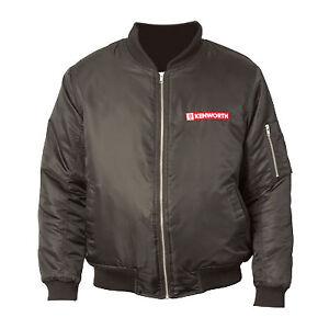 Kenworth bomber jacket; flying jacket; driver; Truck; KW; T409, T909, T609, K109
