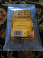 1 lb. Wild Rice Minnesota Hand Harvested Wood Fire Parched Long Grain