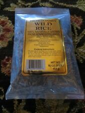 1 lb. Wild Rice Minnesota Hand Harvested Long Grain