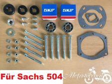 Motordichtsatz Sachs 504 Hercules Automatik Lager M + C 1 2 3 Dichtsatz Mofa