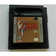 The Legend of Zelda: Link's Awakening DX - Game Boy Color = LIKE NEW