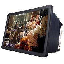 3D Retractable Amplifier Mobile Phone Screen HD Magnifier Universal Phone Holder