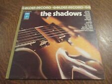 33 tours THE SHADOWS golden record
