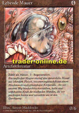Muro Vivente (Living Wall) Magic limited black bordered German Beta FBB Foreign