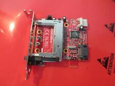 Addonics A123CFAD-00G ADSACF-7MS Internal Compact Flash Card Reader w/ Connector