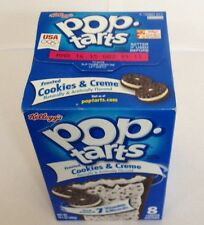 Pop tarts Frosted Cookie & Creme 8 toaster pastries 400g